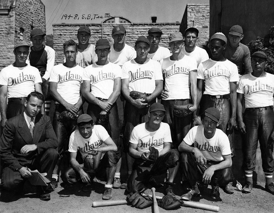 Outlaws Prison Baseball Team