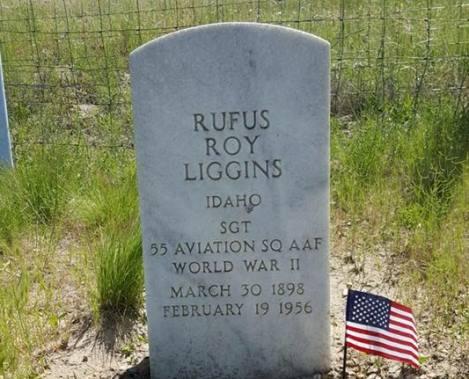 Rufus Liggins Grave
