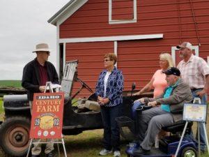 Schmidt Family Century Farm Presentation