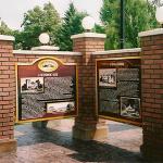 CLG Grant Rupert Historic Kiosk