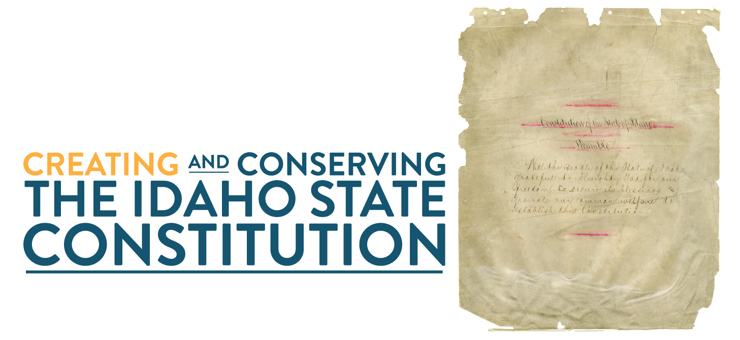 Idaho State Constitution Preamble