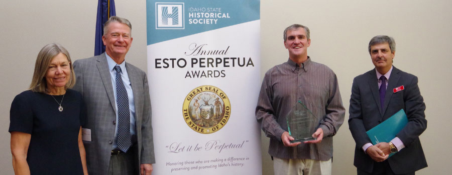 Esto Perpetua Award Presentation 2021