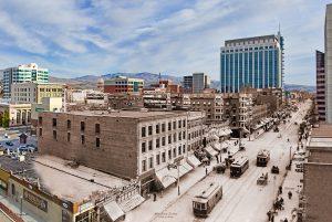 Boise 1915 & 2013