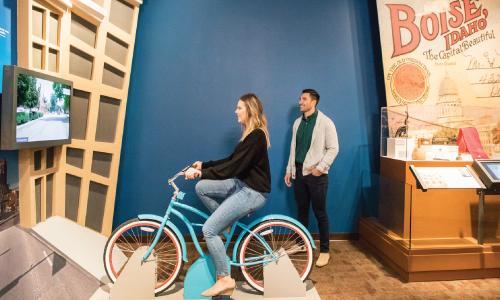 Museum Bicycle Slider 1