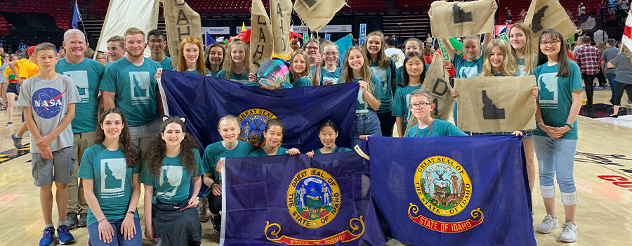 National History in Idaho 2019