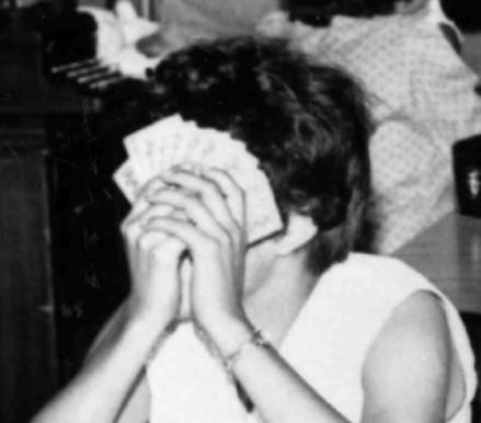 Women's Ward Card Game