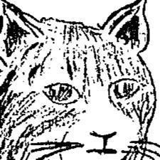 Dennis the Cat Illustration