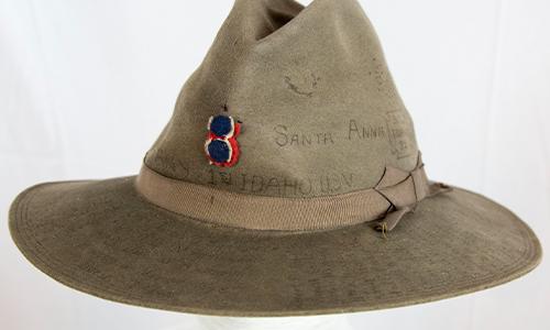 Textile Hat