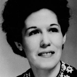 Sally Reed Portrait