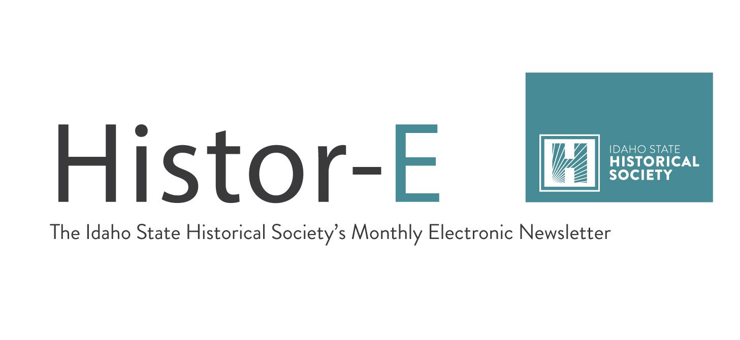 Fonkelnieuw Histor-E - Idaho State Historical Society QF-69