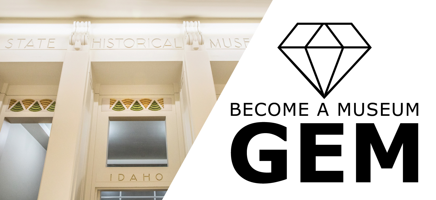 Become a museum GEM