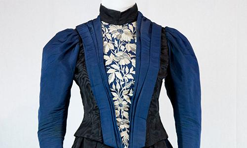 Textile Dress 2